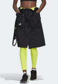 adidas Performance - Three-in-One PARKA SPORTS LOOSE JACKET - Parka - black - 6