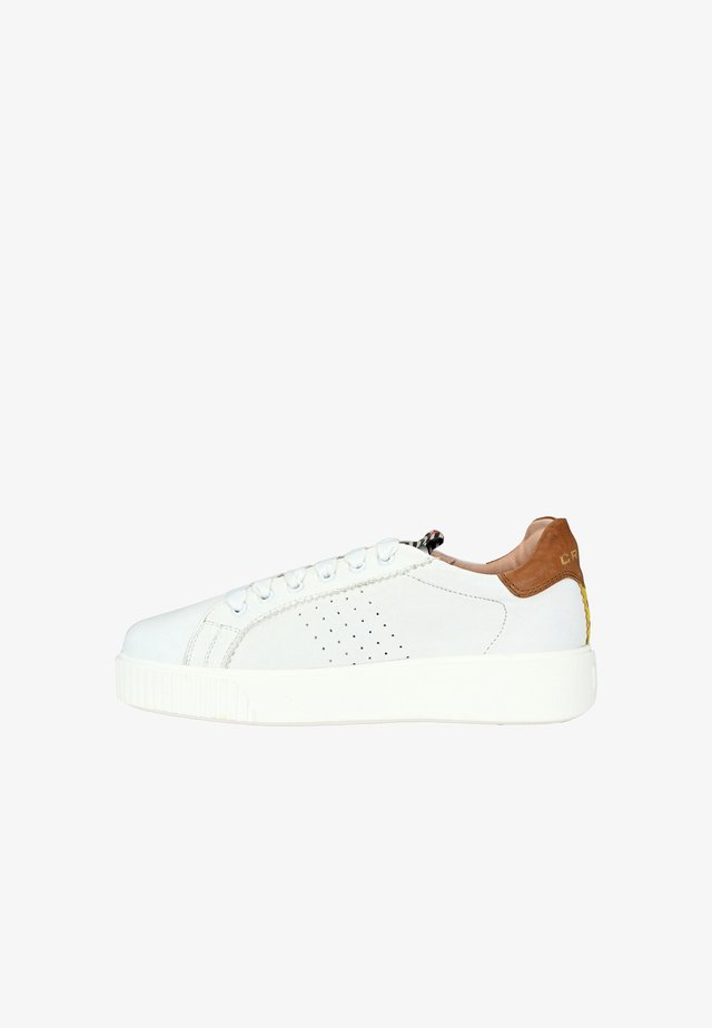 HAPPER  - Sneakers laag - weiss