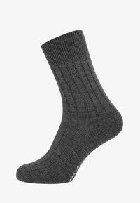 FALKE - TEPPICH IM SCHUH - Socks - dark grey - 0