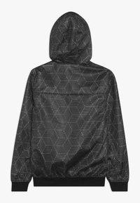 Re-Gen - TEEN BOYS JACKET - Lehká bunda - black - 1