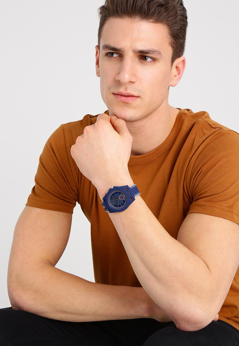 Armani Exchange Connected - Smartwatch - blau