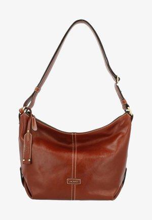 ETERNITY - Handbag - cognac