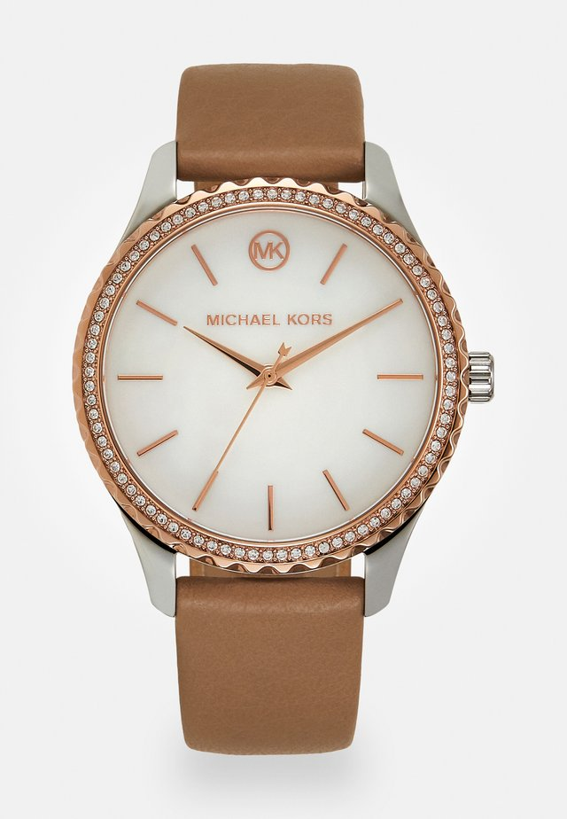 LAYTON - Horloge - brown