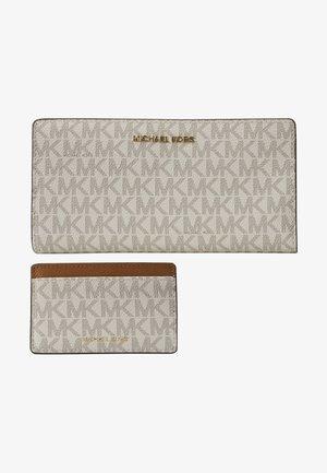 CARD CARRYALL SET - Monedero - vanilla