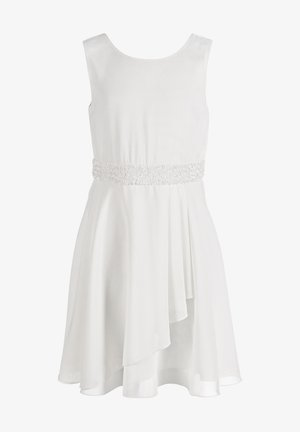 Cocktail dress / Party dress - ecru