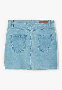 LMTD - Denim skirt - light blue denim - 2