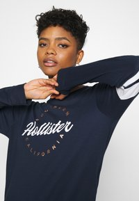 Hollister Co. - Long sleeved top - navy - 4