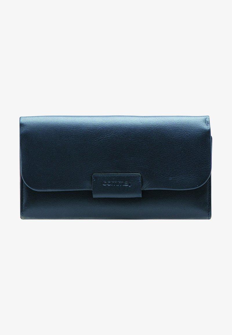 comma - Wallet - darkblue
