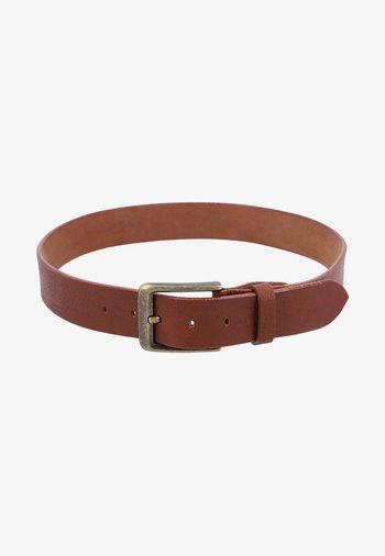 SILVA - Belt - braun