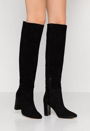 VANDA - Boots med høye hæler - noir
