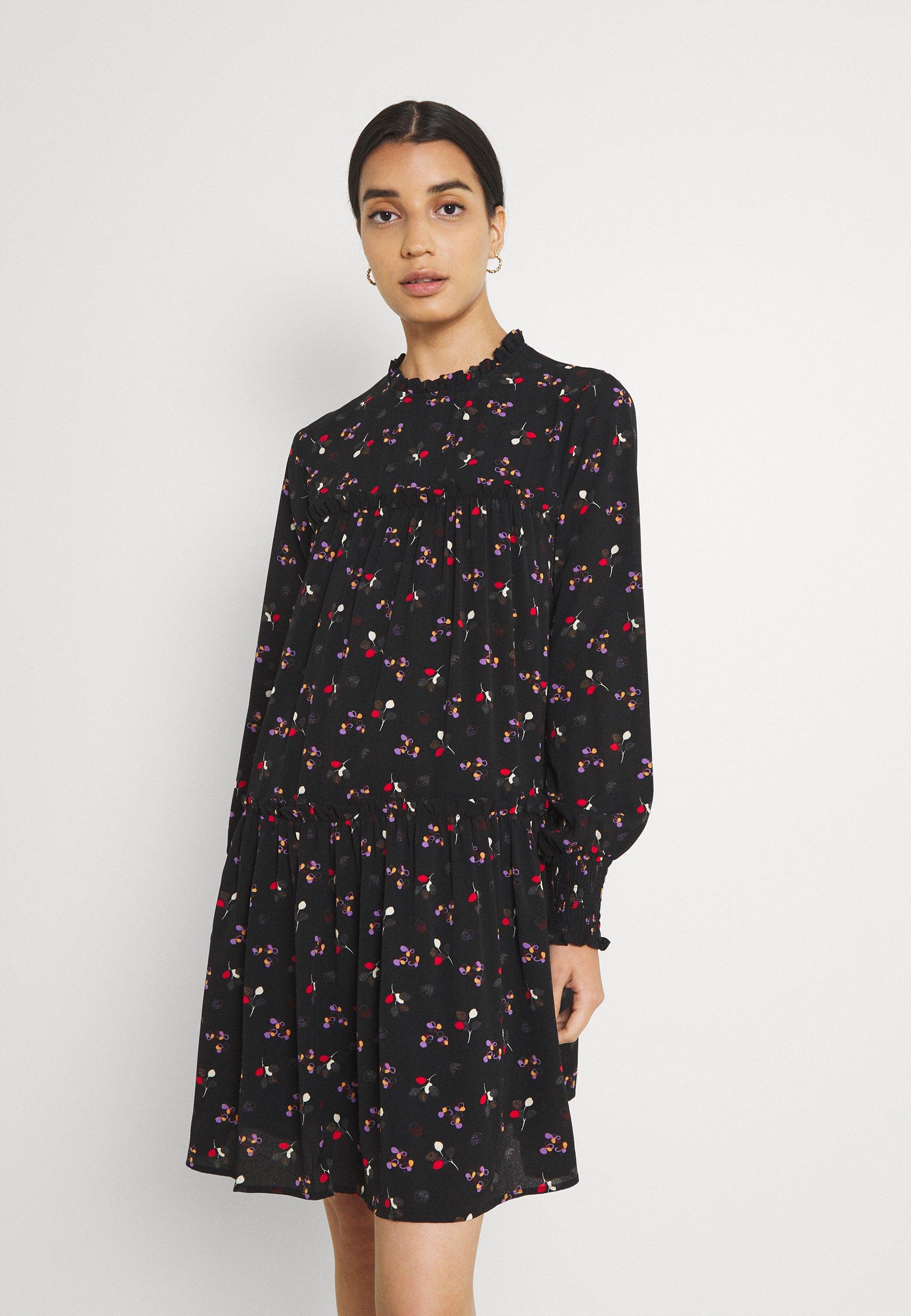 Mujer LADIES WOVEN DRESS - Vestido informal
