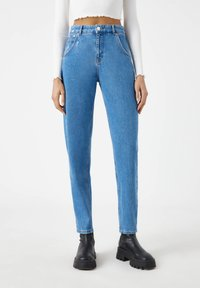 PULL&BEAR - Jeans a sigaretta - blue - 0