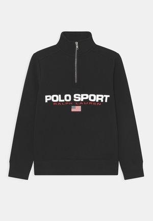 ZIP - Sweatshirt - black