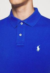Polo Ralph Lauren - SHORT SLEEVE - Polo - blue heather - 5