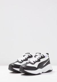 Puma - CILIA - Trainers - black/white - 4