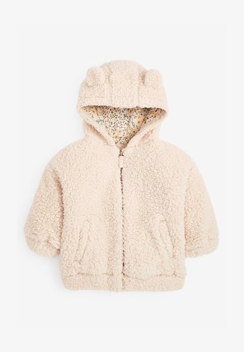 FLEECE HOODY