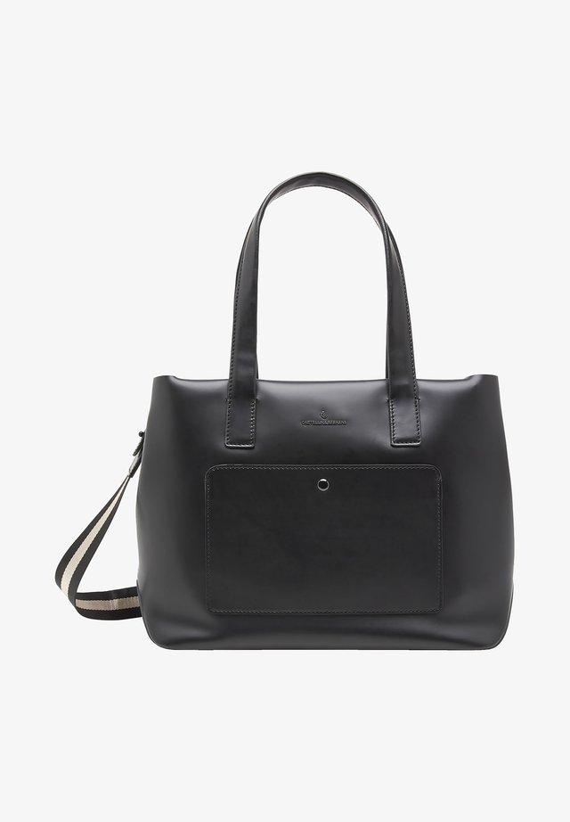 EMMA  - Shopping bag - black