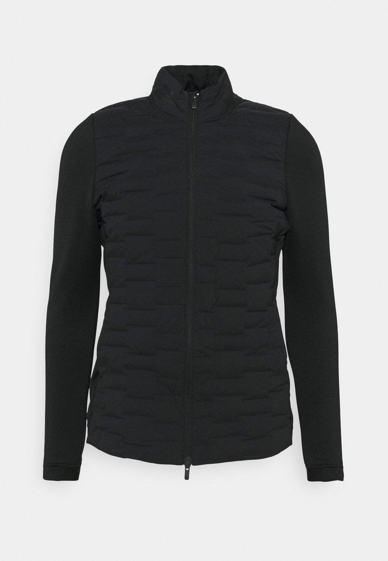 adidas Golf - FROSTGUARD JACKET - Piumino - black