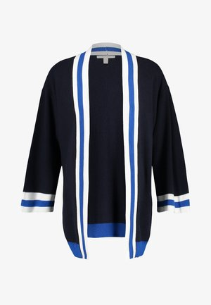 Cardigan - night blue