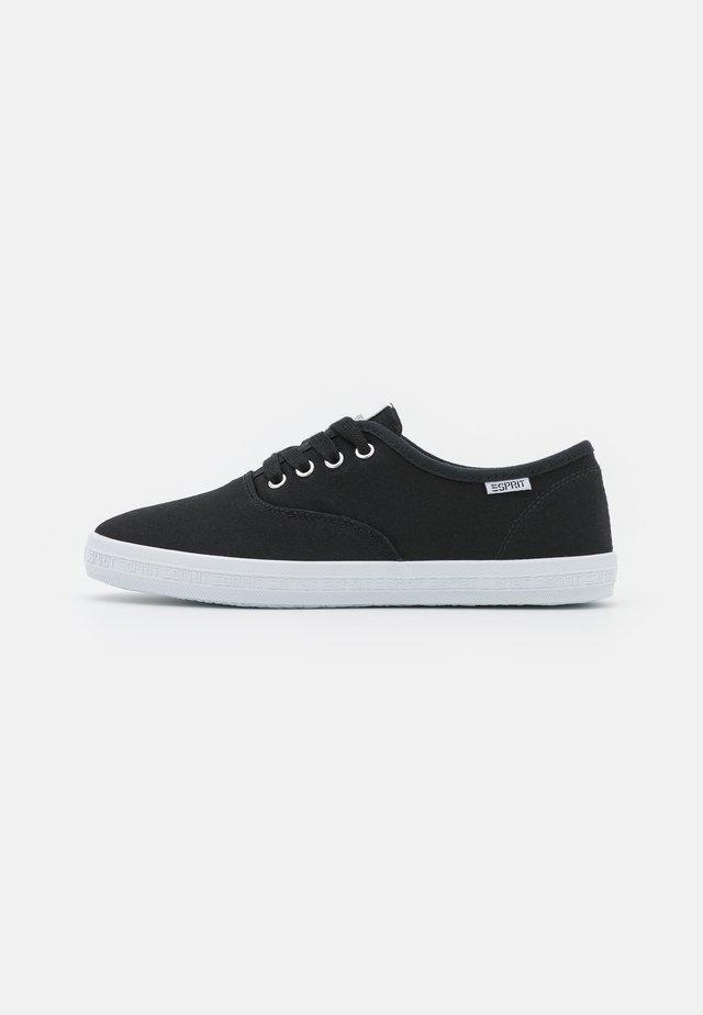 NITA - Sneakers laag - black