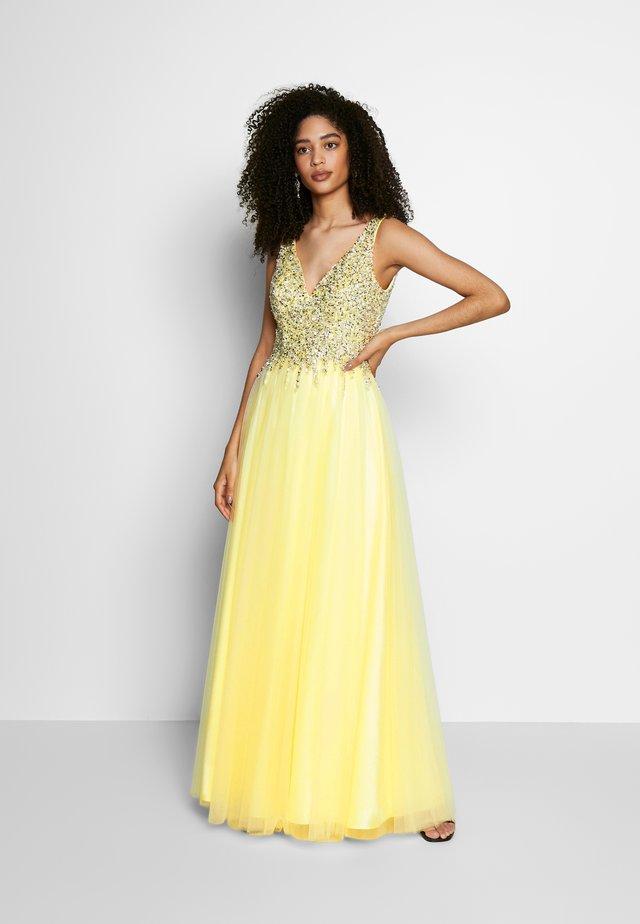 Vestido de fiesta - lemon