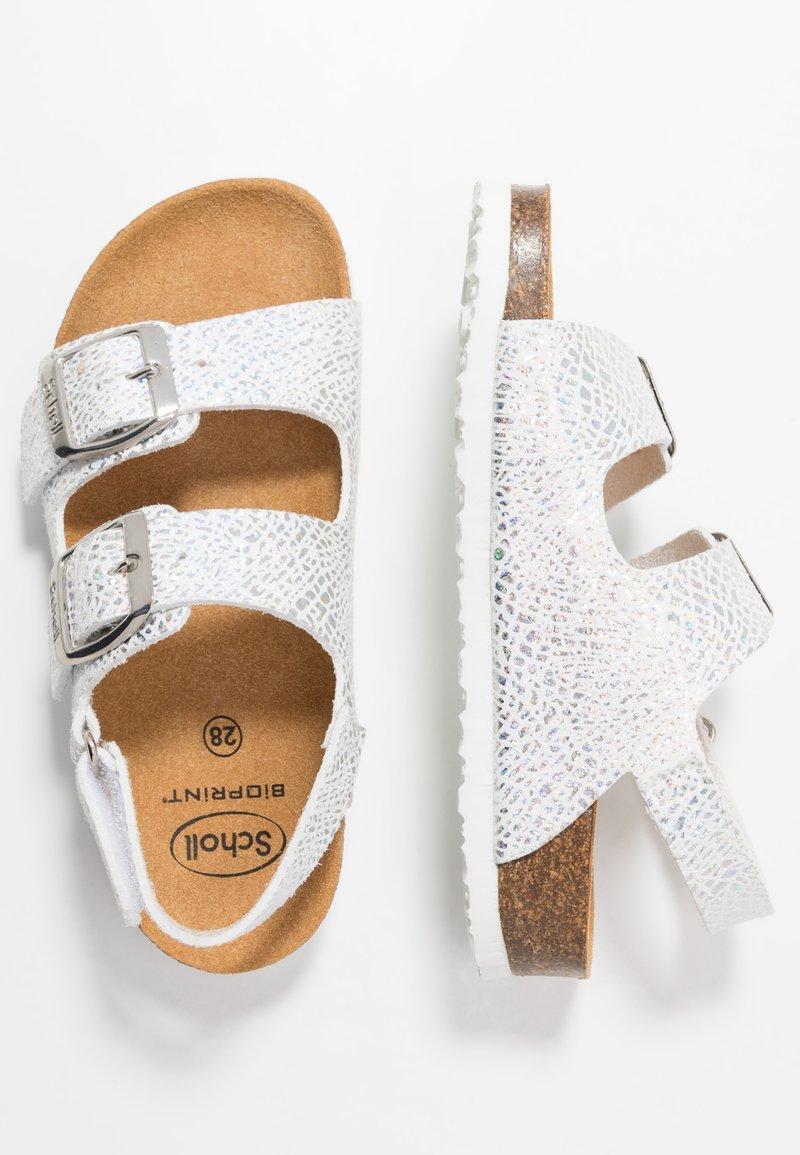 Scholl - MAZDANIE - Sandals - blanc