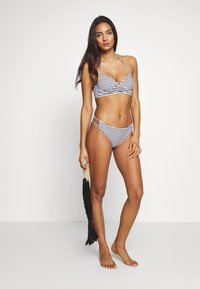 ONLY - ONLJULIE BRAZILIAN SET - Bikini - peacoat/blue/bright white - 1