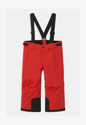 WINTER TAKEOFF UNISEX - Snow pants - tomato red