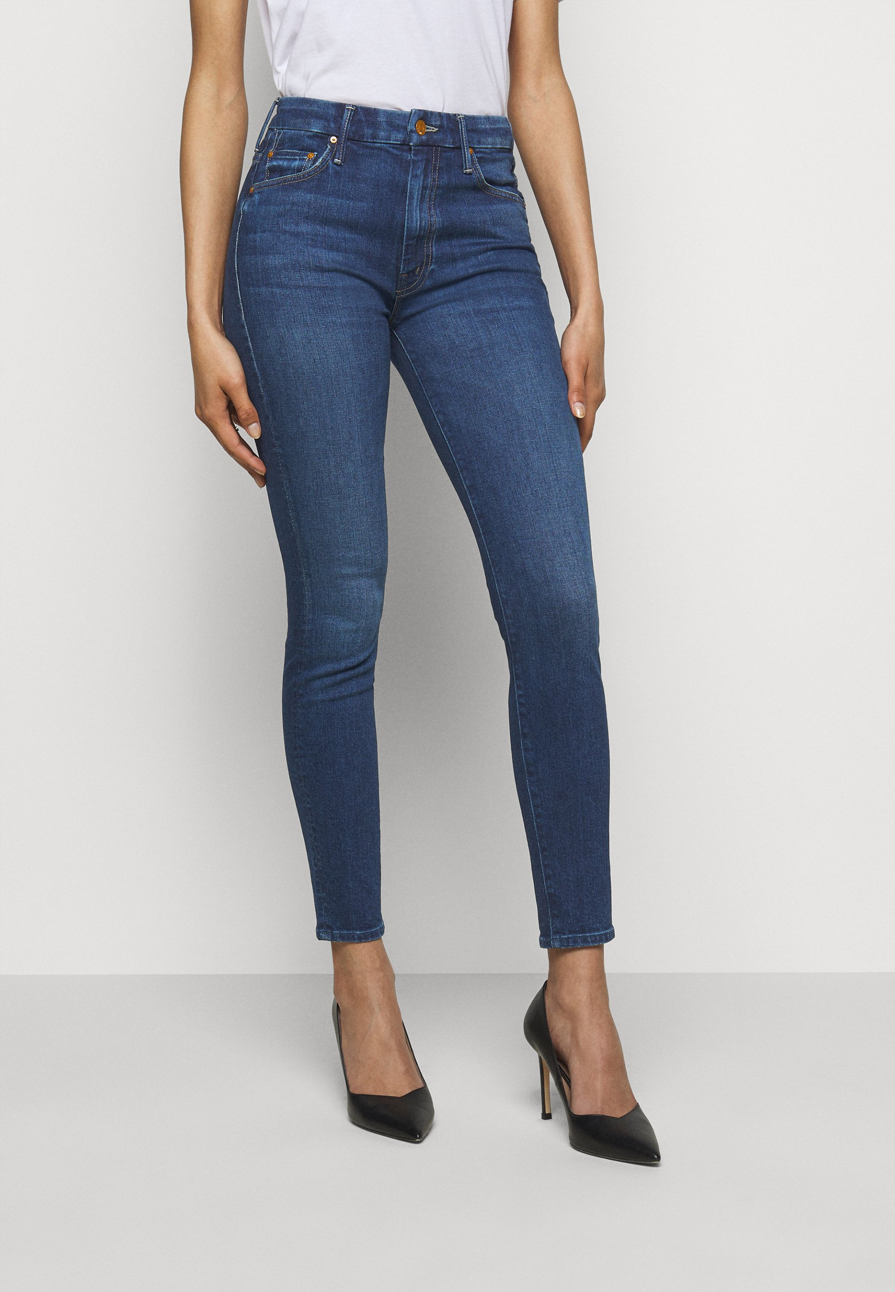 Women LOOKER HIGH WAISTED SKINNY - Jeans Skinny Fit