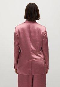 Violeta by Mango - MOSCU - Blazer - rosa - 2