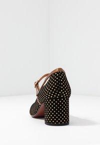 Chie Mihara - POPY - Classic heels - black - 5