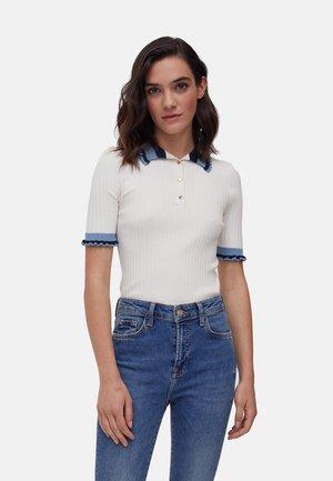 Polo shirt - bianco