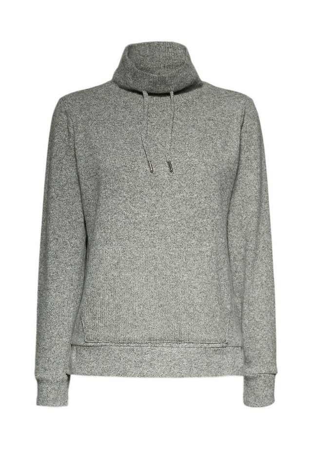 Sweter - gunmetal