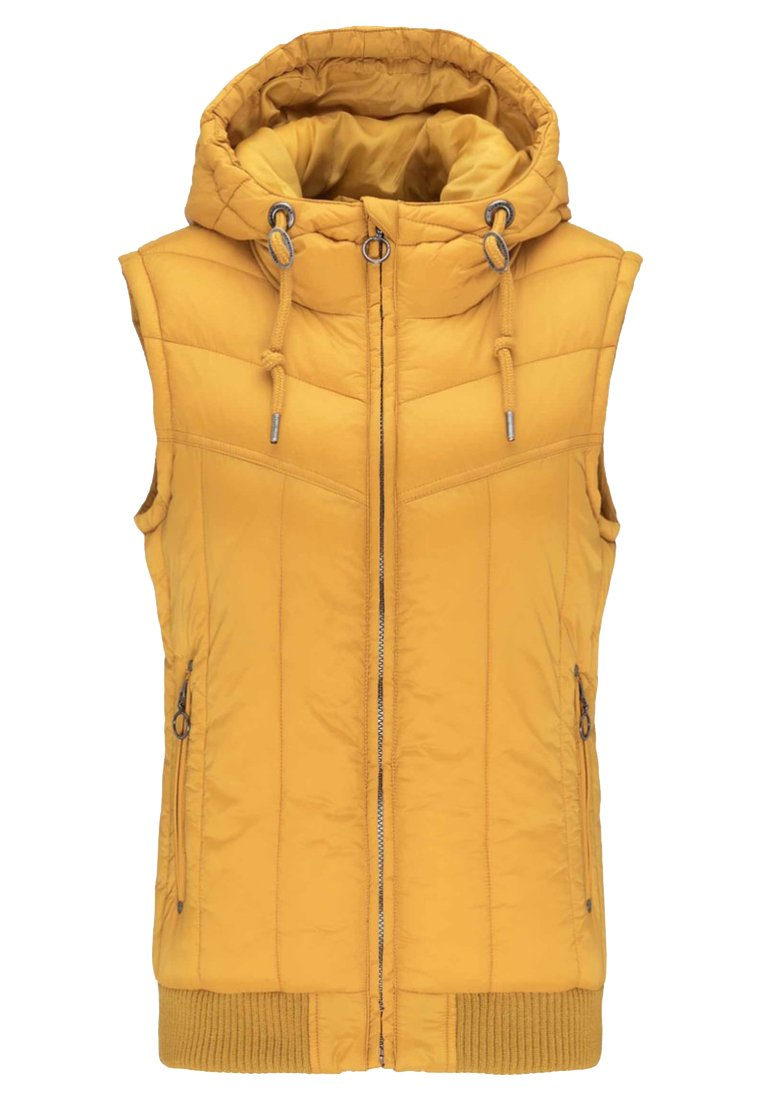 DreiMaster Steppjacke Damen curry im Online Shop von
