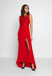 WAL G. - RED MAXI - Ballkjole - red - 1