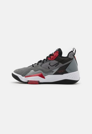 ZOOM '92 - Sneakers alte - smoke grey/black/gym red/white