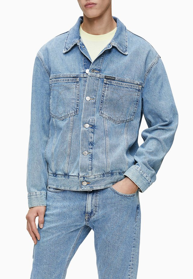 Denim jacket - icn light blue