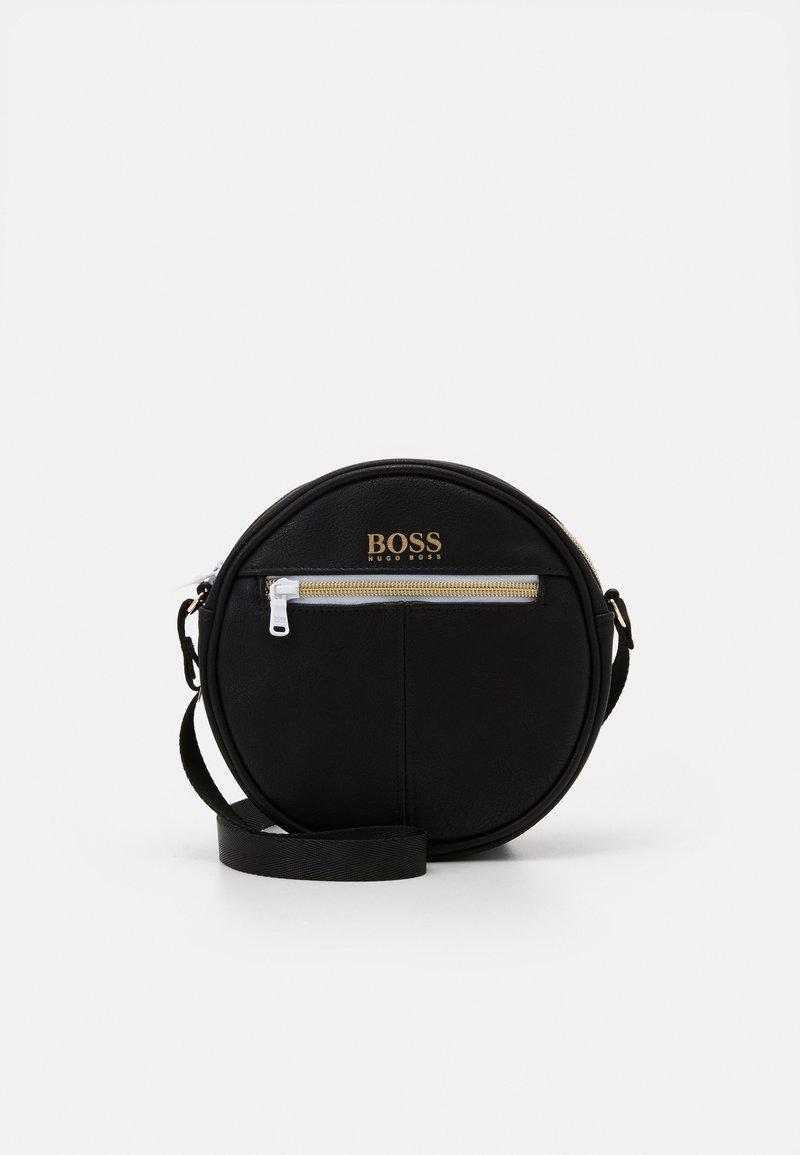 BOSS Kidswear - BAG - Across body bag - black