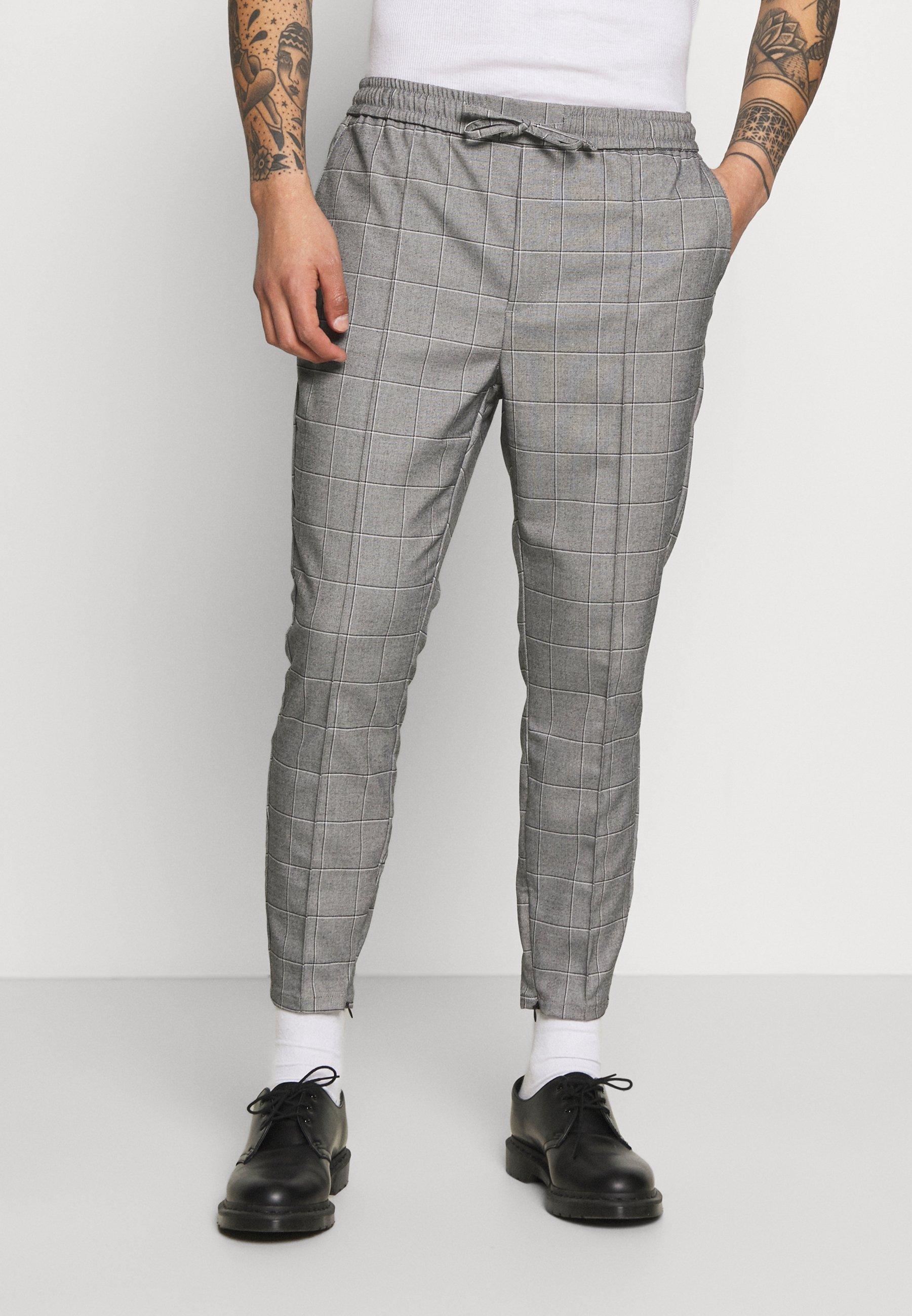 Homme RALPHI SMART JOGGERS - Pantalon classique