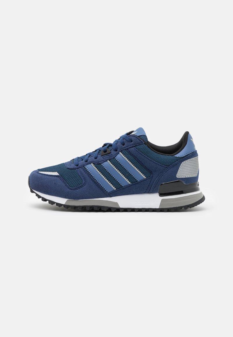 adidas Originals - ZX 700 UNISEX - Sneakers - crew navy/crew blue/dark blue