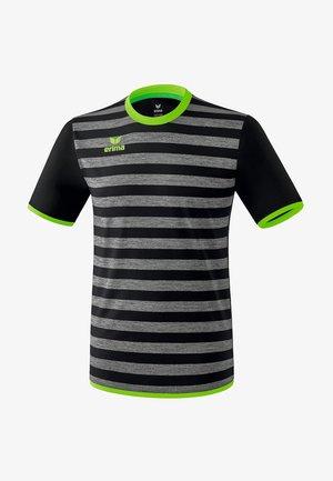 Sportswear - black / green