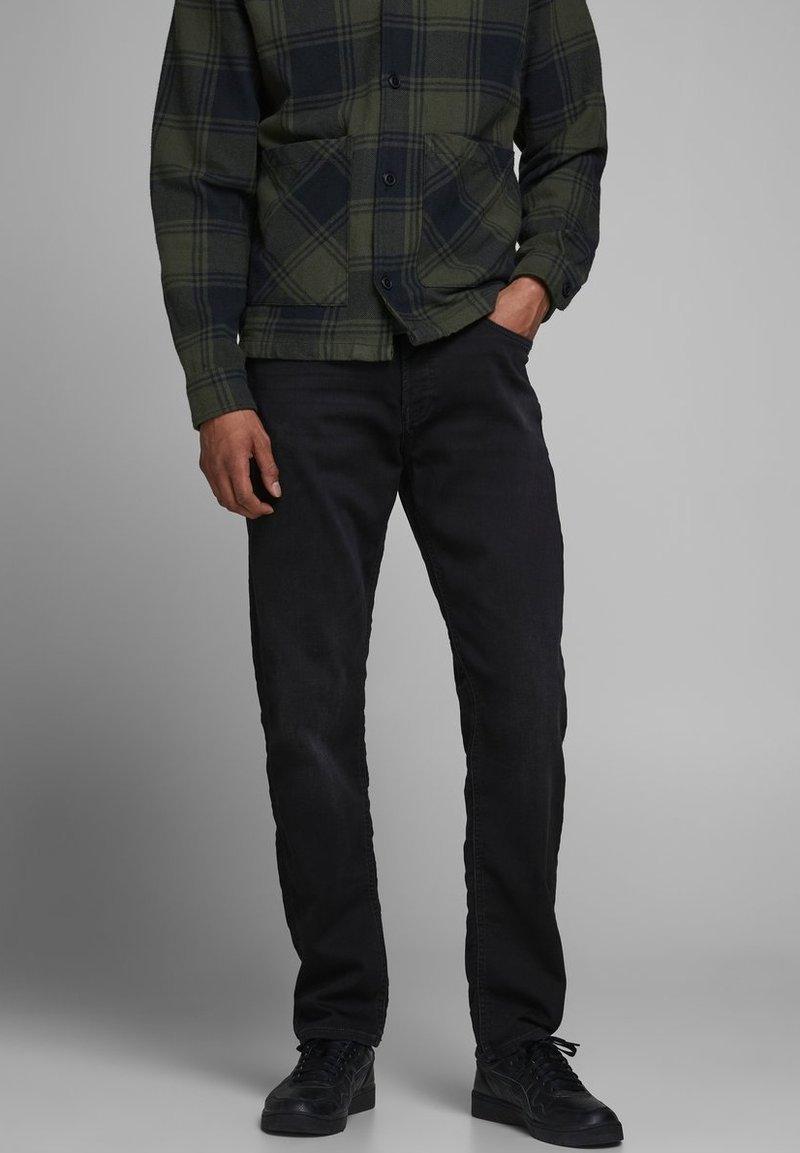 Jack & Jones - Trousers - black denim