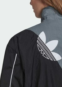 adidas Originals - ADICOLOR SLICED TREFOIL  - Training jacket - blue - 5