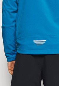 CMP - MAN JACKET ZIP HOOD - Soft shell jacket - river blue ink - 6