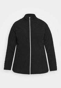 CAPSULE by Simply Be - Fleece jacket - black - 5