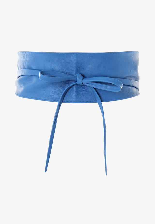 Tailleriem - royal blue