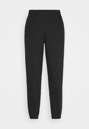 CUFFED JOGGER - Tracksuit bottoms - black