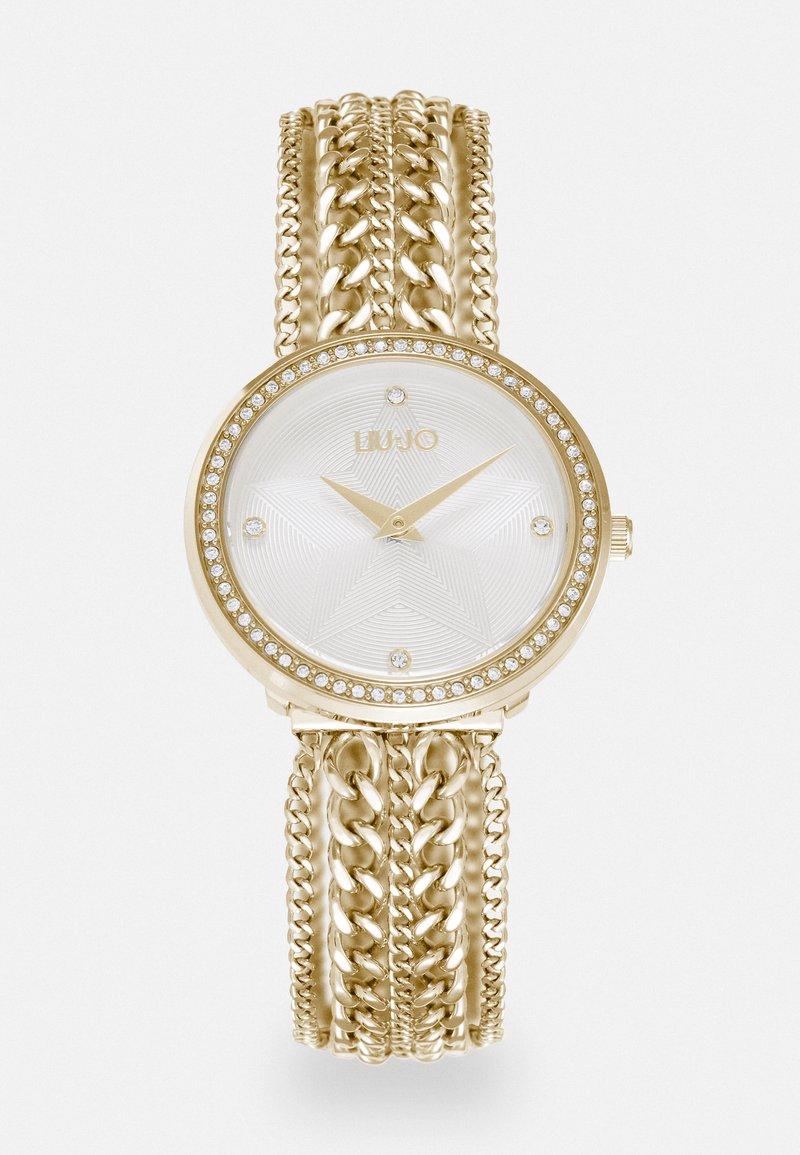 LIU JO - CHAINS - Watch - gold-coloured
