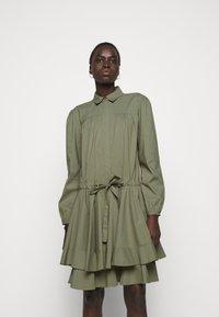 Steffen Schraut - BROOKE FANCY DRESS - Shirt dress - jungle - 0