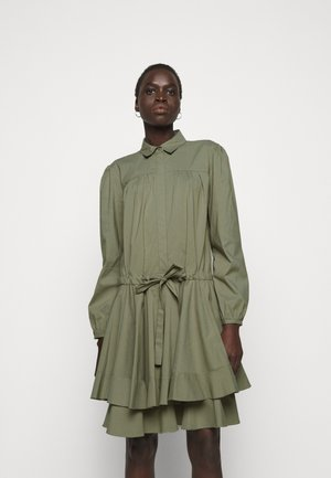 BROOKE FANCY DRESS - Shirt dress - jungle